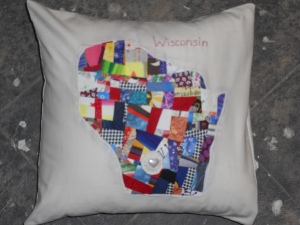 Trisha's pillow cover