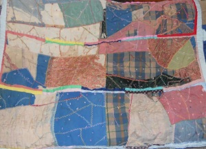 Inside the Reading Quilt