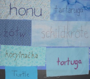 turtle in many languages
