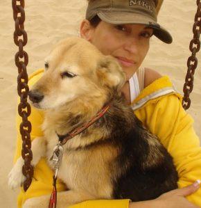 dog photo for Paula