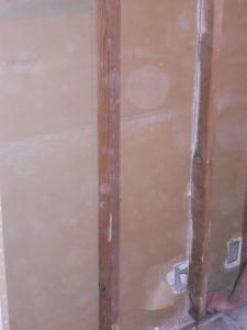 half drywall