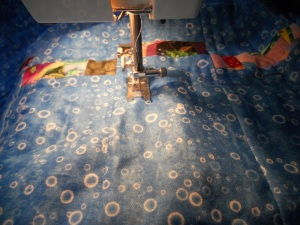 quilting bubbles