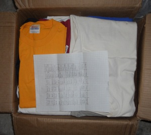 Box O Shirts