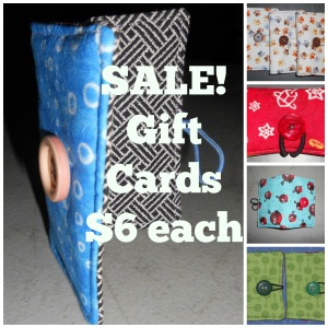 Gift Cards Collage
