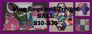 Mug Rugs Collage