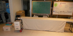 booth setup 1
