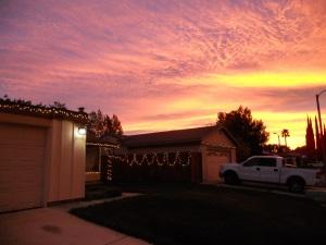 21st sunset