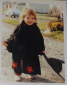 estey witch costume