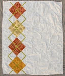 argyle quilt