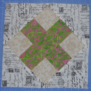 march stash bee block
