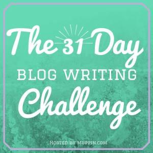 31dayblogchallenge