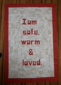 safewarm&lovedquilt